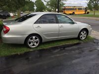 Toyota Camry 2002 LE one owner!