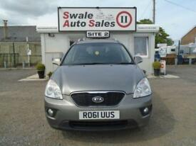 2011 KIA CARENS 1.6 CRDI 3 - 130,028 MILES - SERVICE HISTORY - GREAT FAMILY CAR