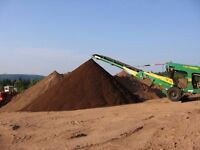 Screened TOPSOIL in Moncton Area