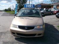 2000 Honda Odyssey 2000$