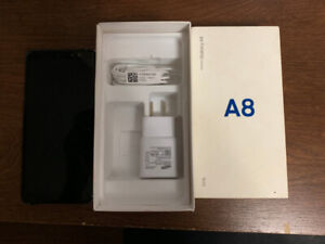SAMSUNG GALAXY A8 USED IN GOOD CONDITION 8/10