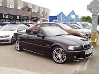 2003 (03) BMW 330 Ci SPORT CONVERTIBLE AUTO Automatic Low Mileage FSH