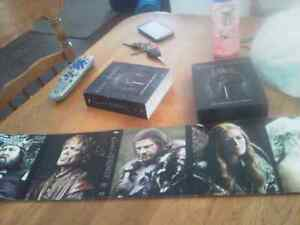 Game of thrones first season bluray Peterborough Peterborough Area image 3