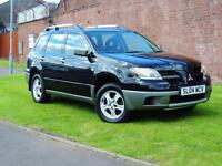 2004 Mitsubishi Outlander 2.4 Equippe 5dr
