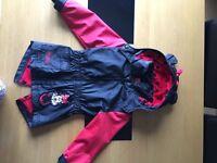 Girls coat- age 3-4