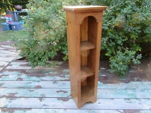 SHELF UNIT - SOLID PINE - REDUCED!!!!
