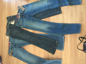 Women's clothing size small