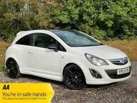 image for 2013 Vauxhall Corsa 1.2 Limited Edition 3dr CRUISE CONTROL - AIR CONDITIONING -