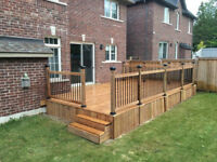Deck, Fence & Landscaping Services Done Right The First Time