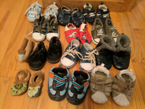 Shoes size 1-3 for 0-6 months