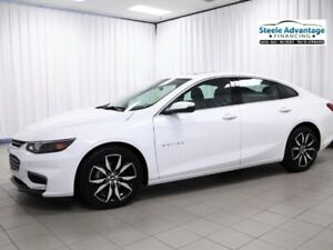 2018 Chevrolet Malibu LT - Sunroof, Remote Start, Heated Seats a