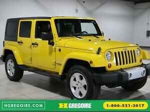 2011 Jeep Wrangler 4WD Sahara Unlimited