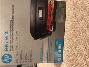 HP Envy 5540 Wireless, Print, Scan, Copy & Photos.