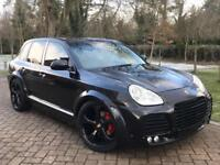 Porsche Cayenne 4.5 S Turbo TECHART CONVERSION MODIFIED BARGAIN