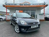 2007 Ford Fiesta ST 16V used cars Rochdale, Greater Manchester Hatchback Petrol