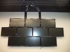 10 screen display unit with all accessories $899 for everything