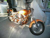 HARLEY DAVIDSON SOFTAIL LOW BOY ARTISANAL 1996