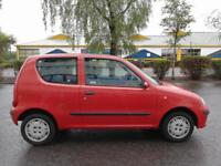 Collector Standard Fiat Seicento One Lady Owner Full Main Dealer History 29000
