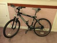Reebok Altitude Hard-Tail MtB vgc bike, suspension, 26inch, not carrera, specialized, giant....