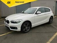 2017 BMW 1 Series 1.5 118I SPORT 3d 134 BHP Hatchback Petrol Manual