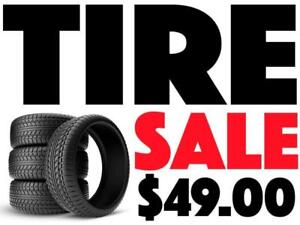 "BRAND NEW TIRES 13"" 14"" 15"" 16"" 17"" 18"" 19"" 20"" 21"" 22"" FREE INSTALLATION & BALANCING - WARRANTY - CALL 647-499-5353"
