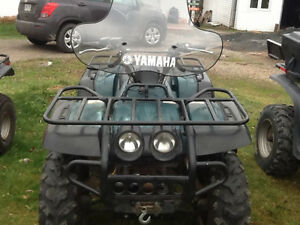 1998 350 Yamaha Big Bear