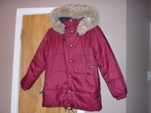 Manteau d'hiver pour dame Kanuk