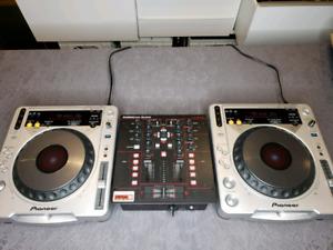 DJ kit #3 (intermediate - cd kit)