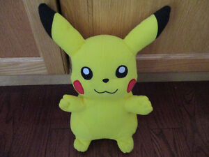 Pokemon Pikachu plush toy 12 inch Kitchener / Waterloo Kitchener Area image 1
