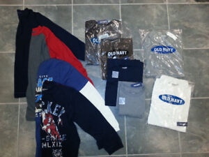 Boys cotton shirts Size XL (All BNWT)