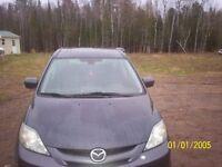 2006 Mazda Mazda5 Minivan, Van