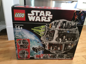 Star Wars, The Death Star-Lego Set