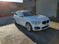 2017 17 BMW 1 SERIES 120i 2.0 M SPORT, AUTOMATIC , 4450 MILES WARRANTED