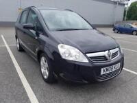 2008 Vauxhall Zafira 1.9 CDTi Exclusiv 5dr