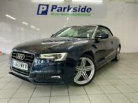 2013 Audi A5 CABRIOLET 2.0 TFSI S line Special Edition Cabriolet Multitronic 2dr