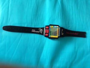 SUPER MARIO WORLD BROTHERS WATCH
