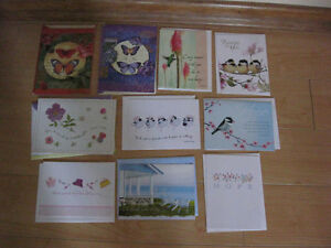 10 assorted get well, notes and thank you cards Kitchener / Waterloo Kitchener Area image 4