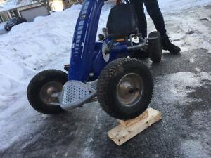 Kettcar pedal go-kart