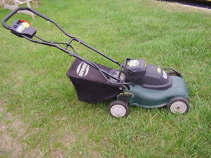 Cordless Buy Or Sell A Lawnmower Or Leaf Blower In