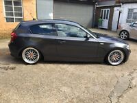 2008 BMW 116i SE 3 door Modified *LOTS OF MONEY SPENT* *REAL HEADTURNER*
