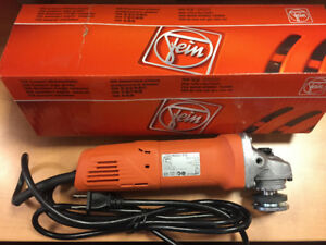 "New Fein 4.5"" Compact Angle Grinder  Blowout Sale *4 REMAINING*"
