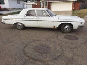 Wanted- 1964 Dodge Polara