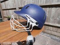 Albion Junior Cricket Helmet.