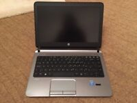 HP ProBook G1 430 laptop Intel Core i5 4TH generation processor 128GB SSD 8gb ram