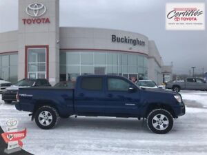 Toyota Tacoma TRD Sport Double Cab 4X4 2015