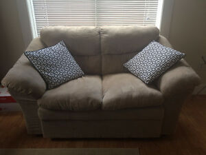 Loveseat - Like new, rarely used
