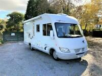 Frankia i650 Holiday Class 3 Berth A Class Motorhome For Sale - DEPOSIT TAKEN