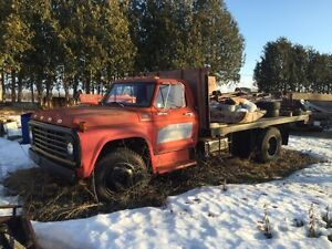 Project truck flatbed