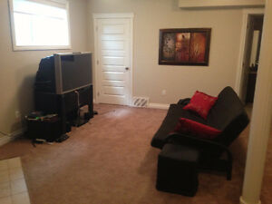 Fully Furnished Partial Basement Suite - UTILITIES INCLUDED