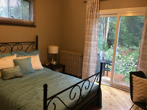 Queens: cute bedroom, all-inclusive with laundry & dishwasher!